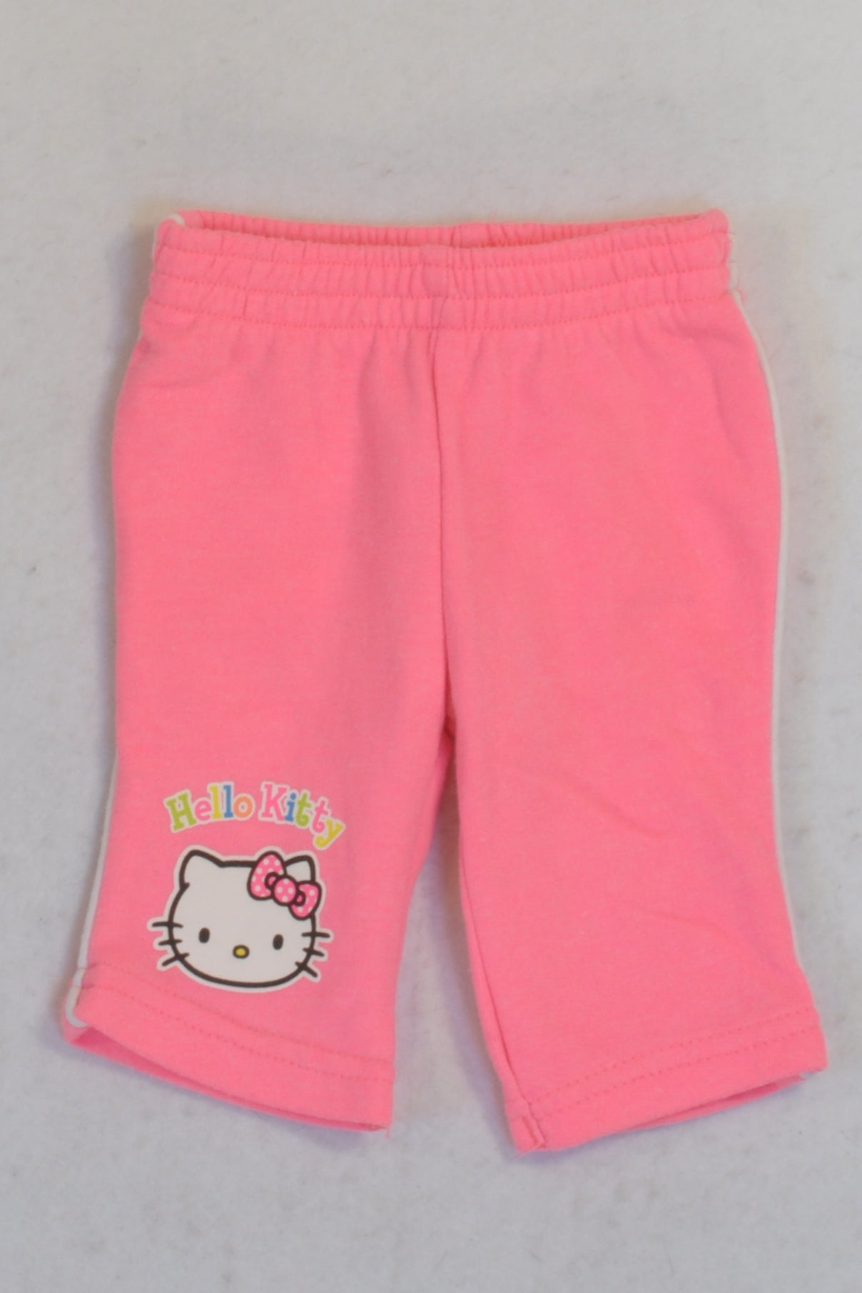 Edgars Lumo Pink Hello Kitty Track Pants Girls 0-3 months