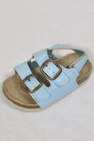 New Pick n Pay Baby Blue  Sandals Unisex 18-24 months