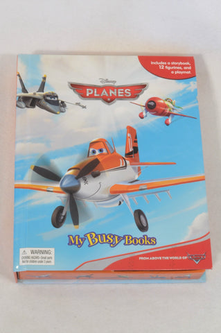 Disney Planes Activity Story Book Boys 3-10 years