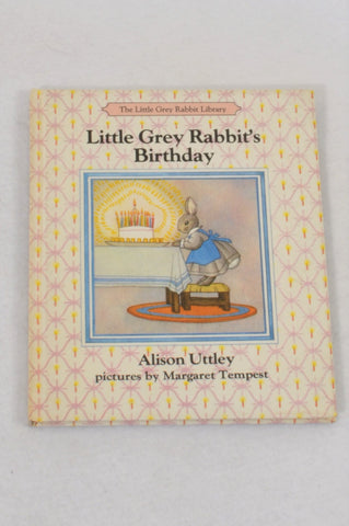 Little Grey Rabbit's Birthday Book Girls 7-14 years