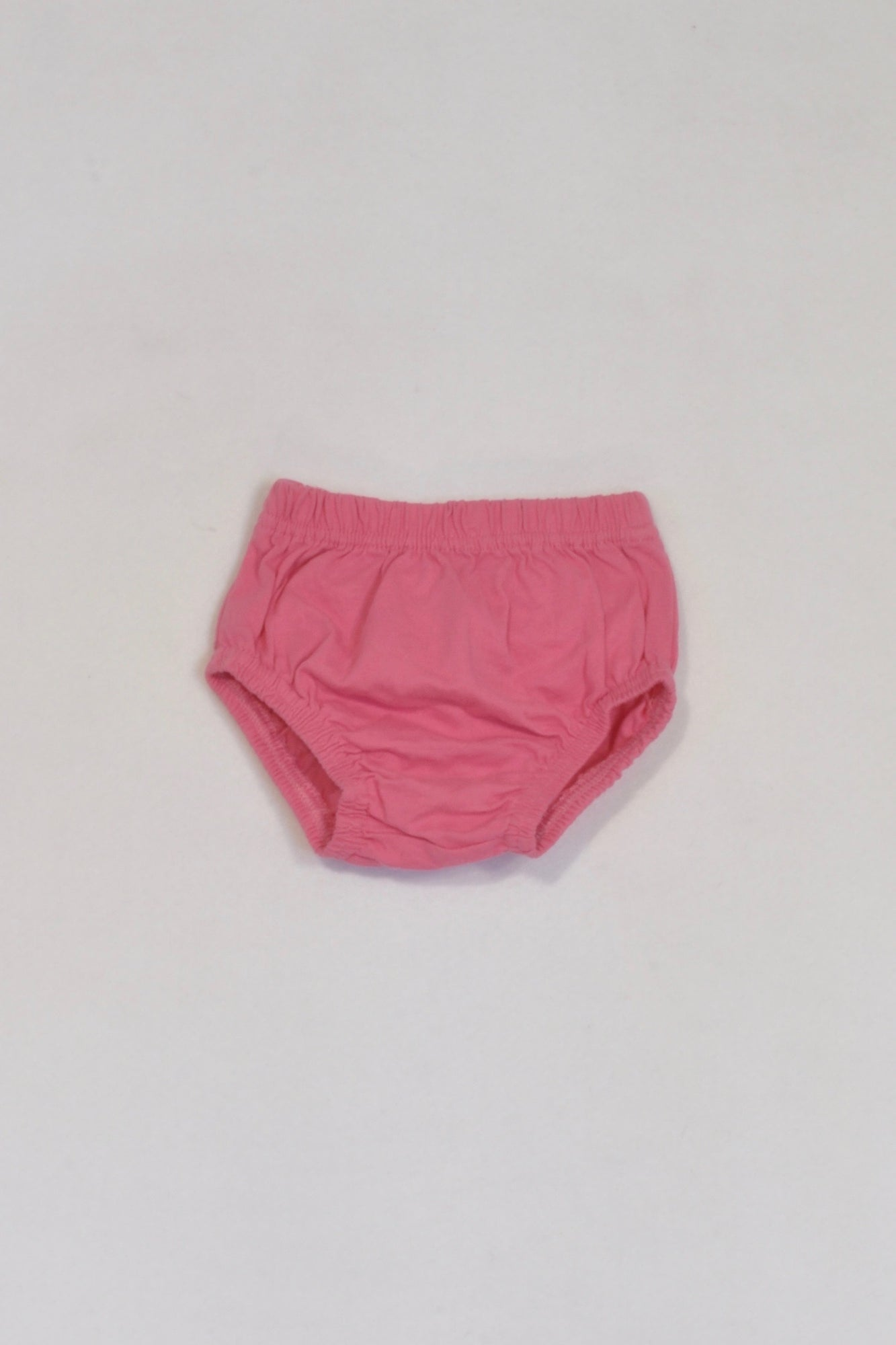 Ackermans Rose Pink Bloomers Girls 0-3 months