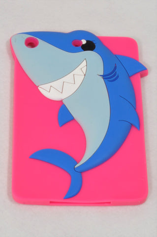 Ecko Unltd Lumo Pink Shark Ipad Mini Cover Accessory Girls All Ages