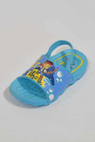 Blue Jake And The Pirates Shoes Boys 2-3 years