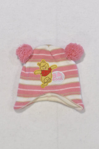 Disney Pooh Beanie Girls 6-12 months