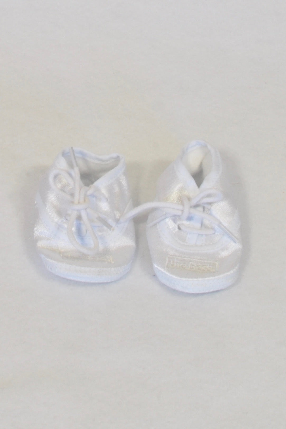 White The Boss Soft Shoes Unisex N-B