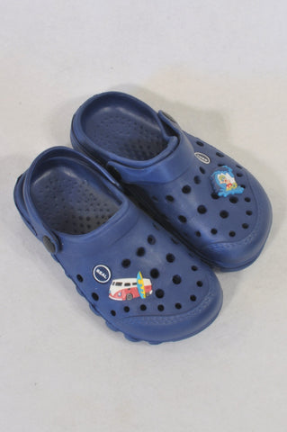 Pick 'n Pay Size 11 Croc Style Surfing Shoes Boys 5-6 years