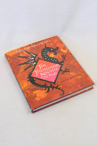 Unbranded The Thousand Nights and One Night Hardcover Book Unisex 7-14 years