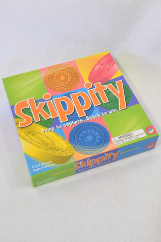 Mindware Skippity Jump & Capture Game Unisex 5+ years