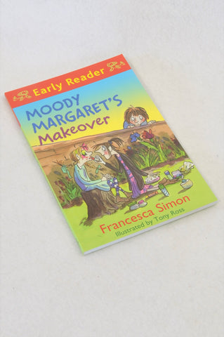 Unbranded Moody Margaret's Makeover Early Reader Paperback Book Unisex 5+ years