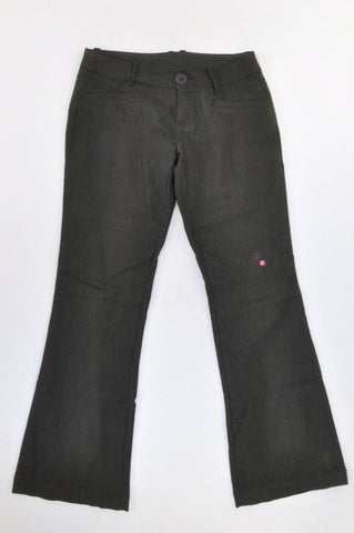 Mr. Price Basic Charcoal Office Pants Women Size 34