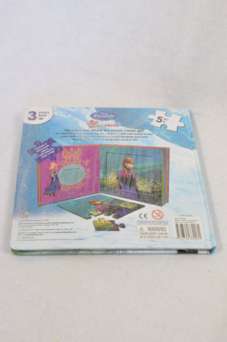 Disney Frozen Puzzle Book Unisex 3-10 years