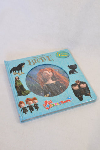 Disney BRAVE Puzzle Book Unisex 3-10 years