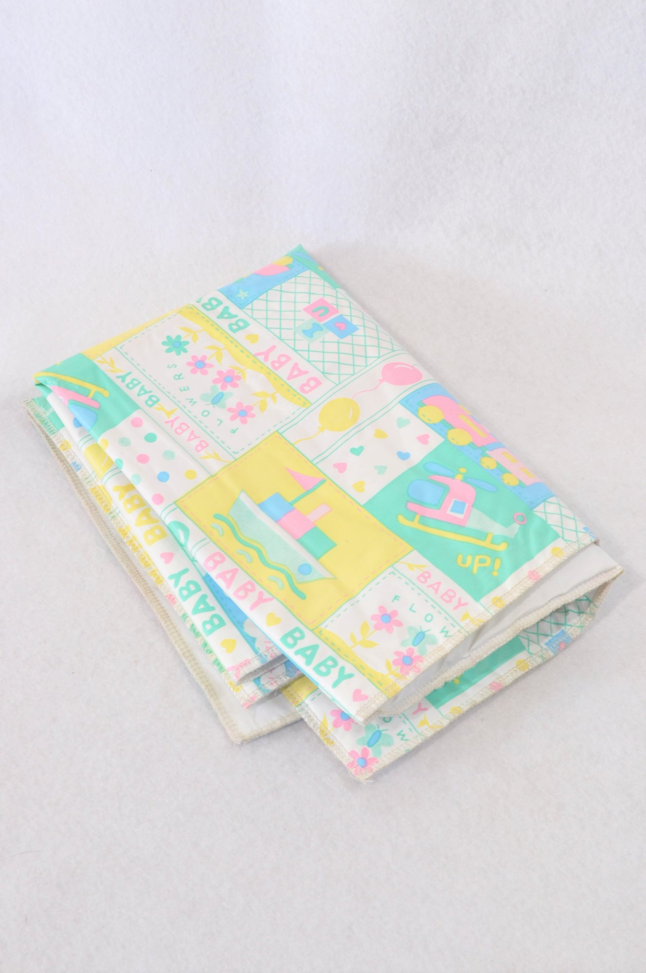 Unbranded Multi Color Baby Baby Changing Mat Unisex N-B to 2 years