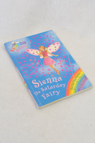 Unbranded Sienna The Saturday Fairy Paperback Book Girls 7-14 years