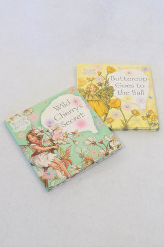 Unbranded 2 Pack Buttercup Goes To The Ball & Wild Cherry's Secret Small Books Unisex 3-10 years