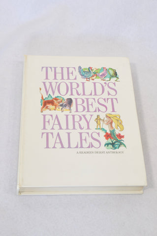 Unbranded World's Best Fairy Tales Volume 1 and 2 Hardcover Books Unisex 3-10 years