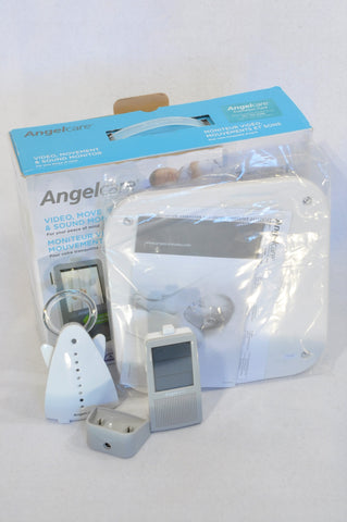 Angelcare AC1100 Video, Movement & Sound Baby Monitor Unisex N-B to 2 years