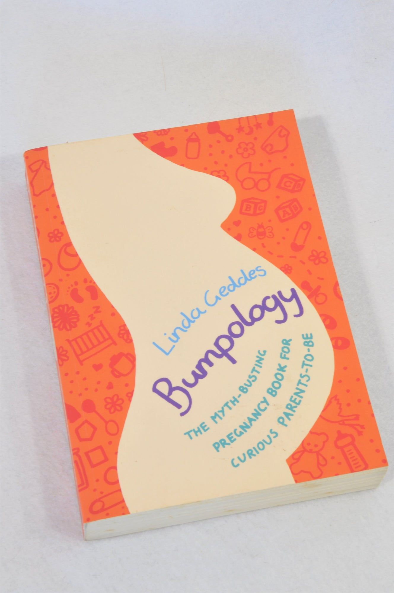 Unbranded Bumpology Pregnancy Book