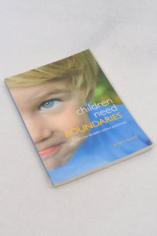 Unbranded Children Needs Boundaries Parenting Book Unisex All Ages