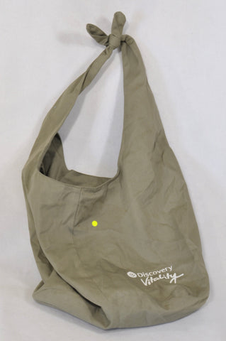 Discovery Olive Nappy Bag Unisex N-B to 2 years