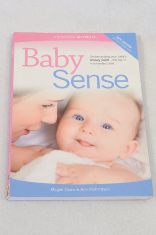 Unbranded Baby Sense Parenting Book Unisex N-B to 1 year