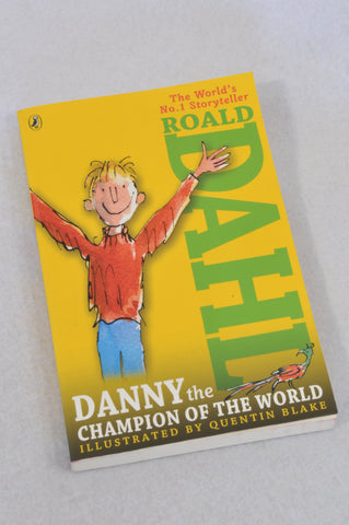 Unbranded Danny The Champion Roald Dahl Paperback Book Unisex 6+ years