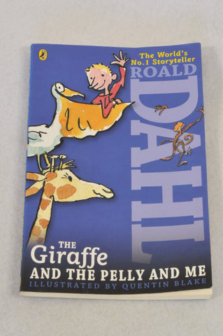 Unbranded The Giraffe The Pelly & Me Roald Dahl Paperback Book Unisex 6+ years