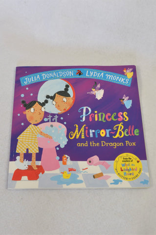 Unbranded Princess Mirror-Belle & The Dragon Box Paperback Book Girls 3-7 years