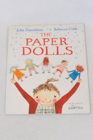 Paper Dolls Book Girls 3-10 years