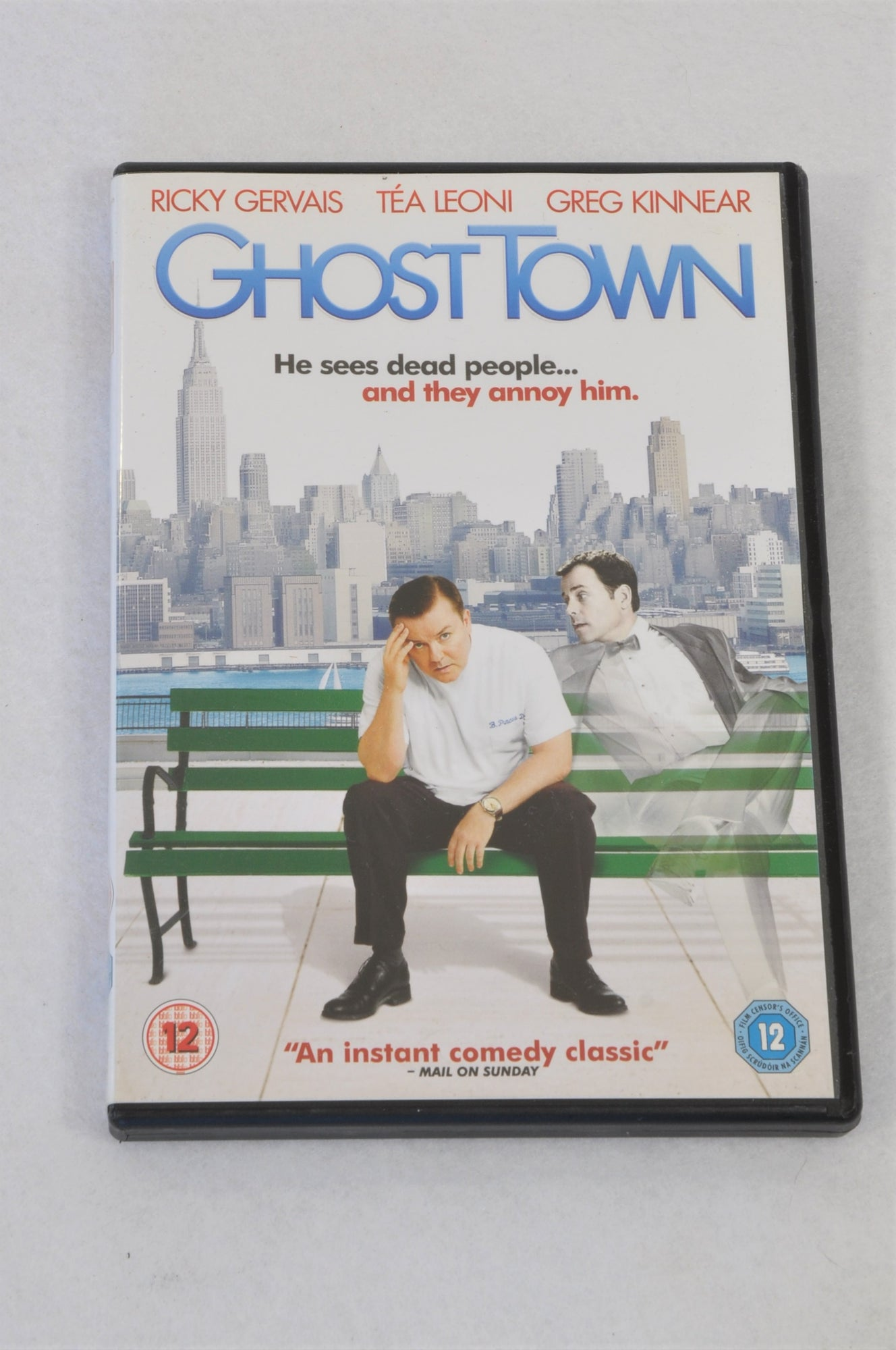 Unbranded Ghost Town DVD Women