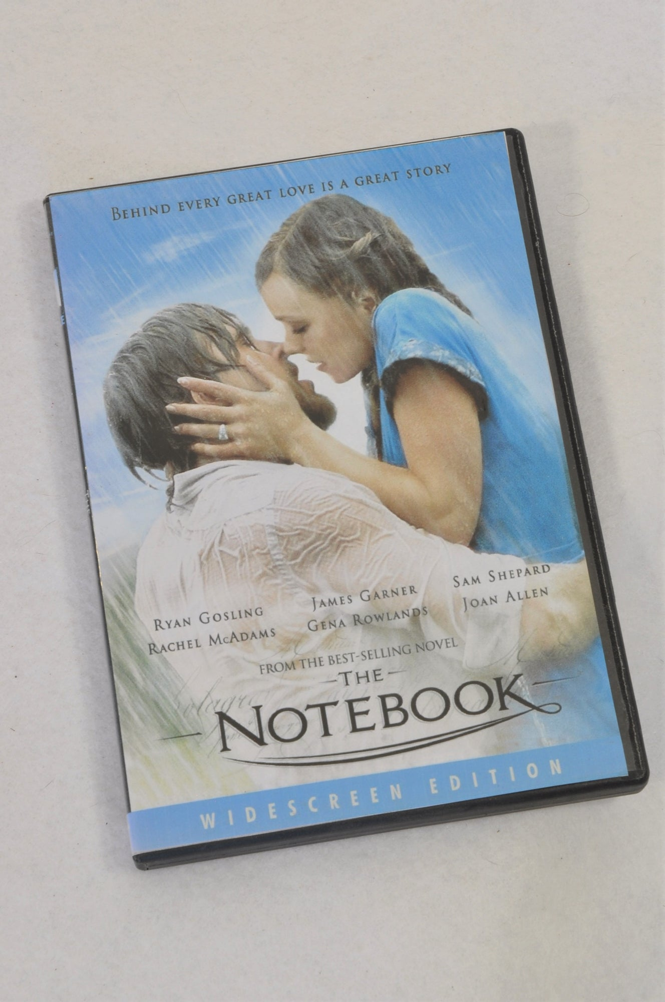Unbranded The Notebook  DVD Women