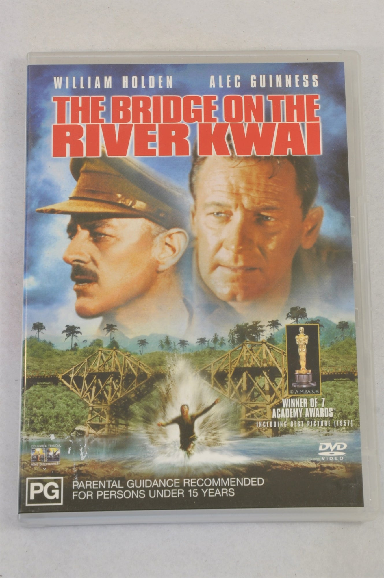 Unbranded The Bridge On The River Kwai DVD Women