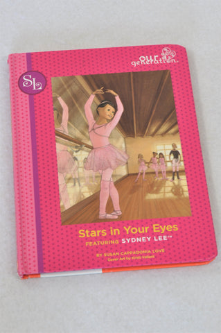Unbranded Stars In Your Eyes Book Girls 3+ years