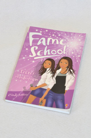 Unbranded Purple Fame School Secret Ambition Book Unisex 7-14 years