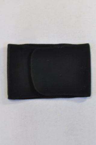 Black Maternity Belly Belt Accessory Size M