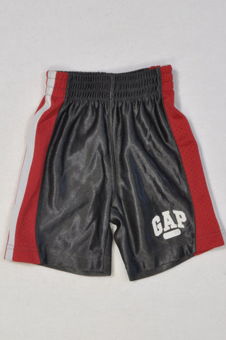 New GAP Track Shorts Boys 6-12 months