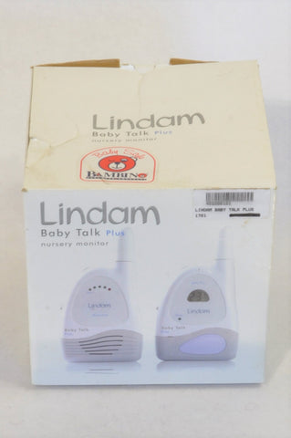 Lindam Baby Talk Plus Baby Monitor Unisex N-B to 2 years