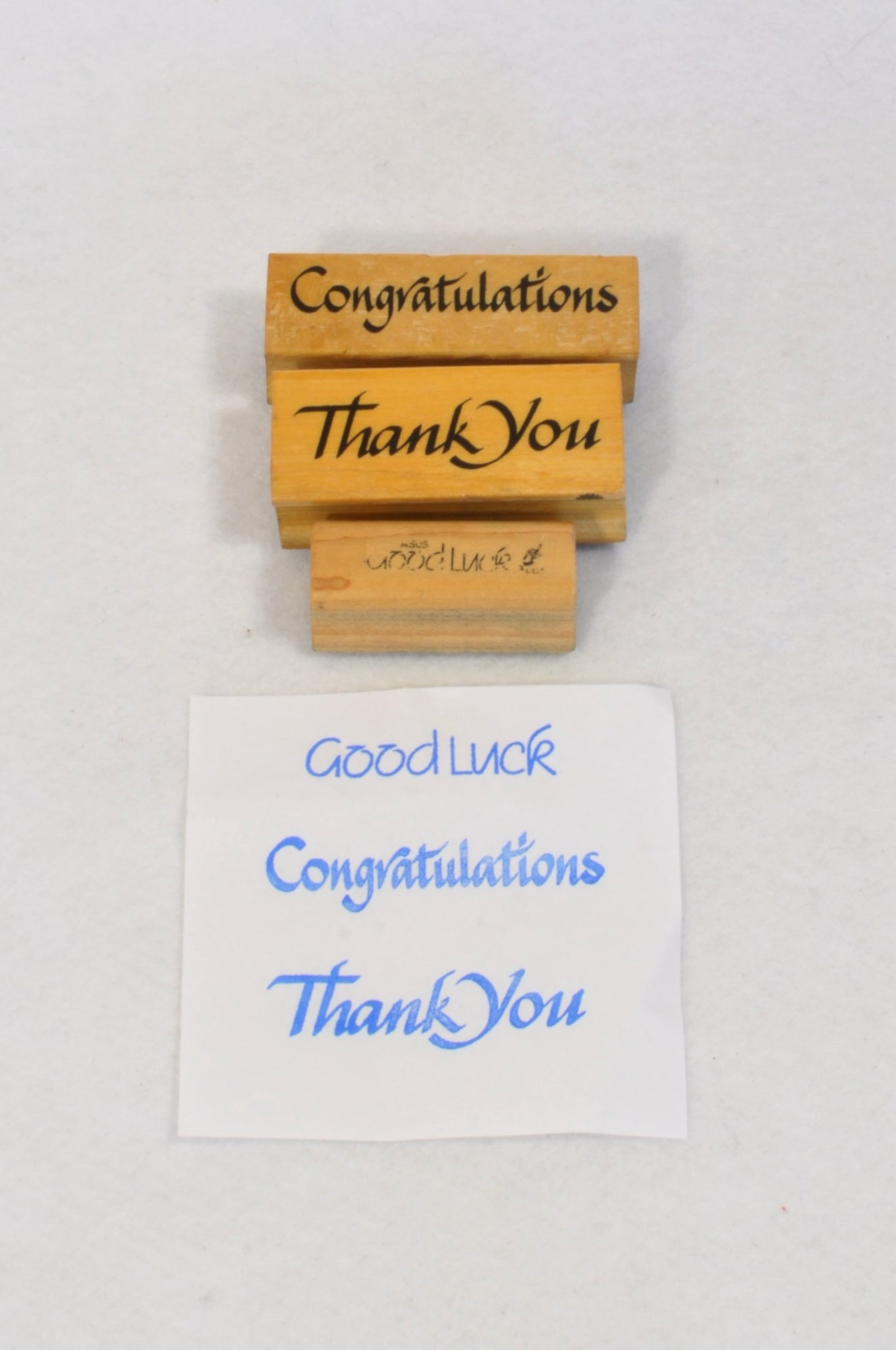 3 Pack Card Greetings Stamps Toy Unisex 1-8 years