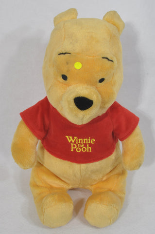 Disney Winnie the Pooh Plush Toy Unisex All Ages