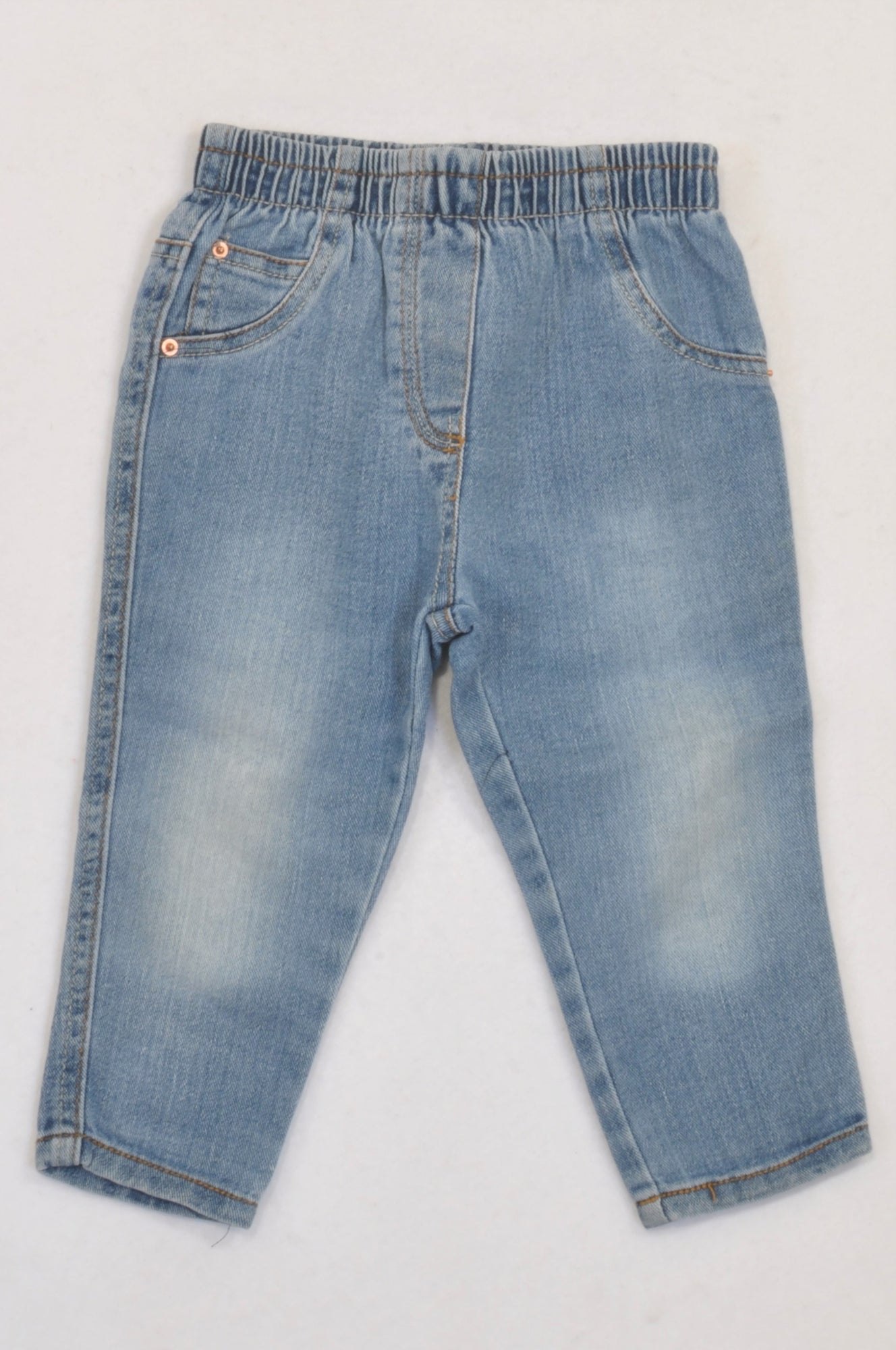 Woolworths Stone Washed Denim Jeans Boys 18-24 years