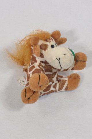 Koochie Giraffe Plush Toy Unisex All Ages