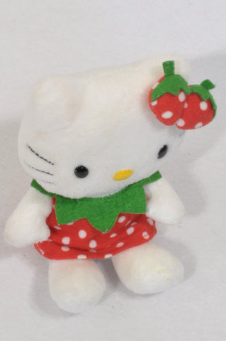 Ty Hello Kitty Strawberry Plush Top Girls All Ages