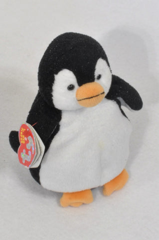 Ty Beanie Baby Penguin Plush Toy Unisex All Ages