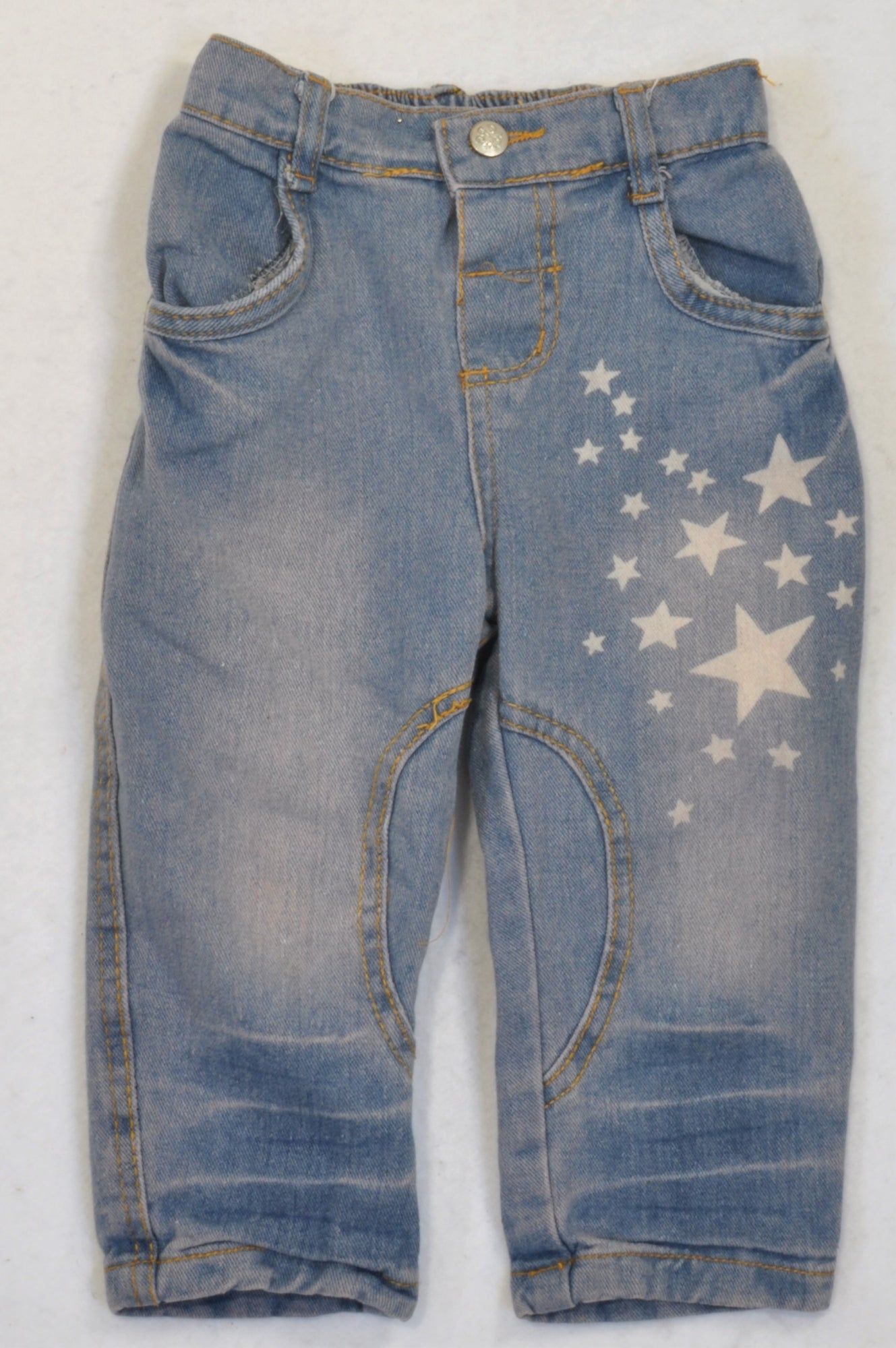 a72e4a750 Ackermans Stone Washed Star Jeans Boys 18-24 months – Once More