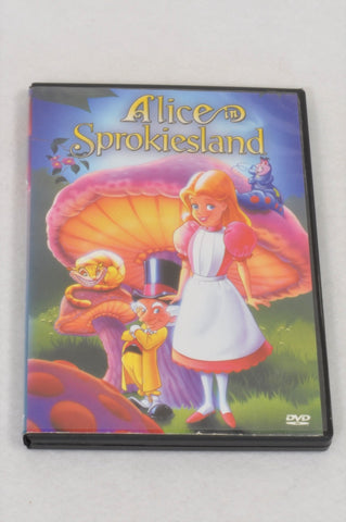 Alice In Sprokiesland DVD Girls All Ages