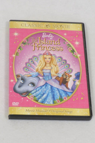 Barbie As The Island Princess DVD Girls All Ages