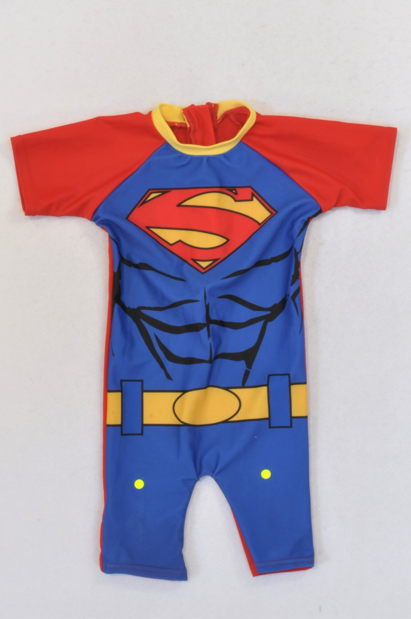 9398c2af25 Woolworths Red Superman Swim Suit Boys 12-18 months – Once More