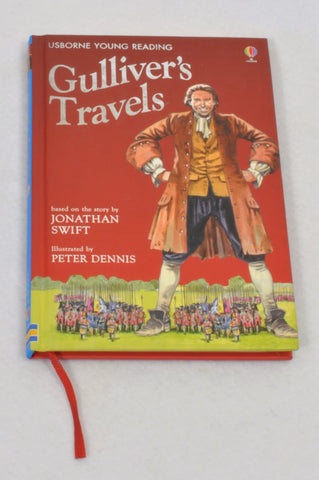 Gulliver's Travels Book Unisex 4-10 years