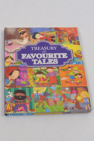 Treasury Of Favourite Tales Book Unisex 4-10 years