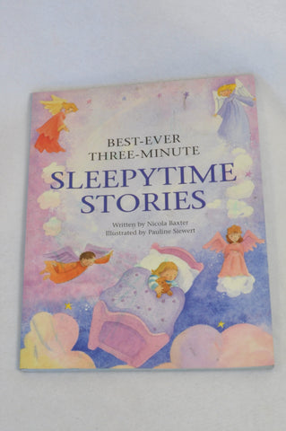 Sleepytime Stories Book Girls 3-10 years